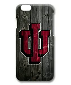iphone 5c Case, Indiana Hoosiers Wooden Background Hard Protective Case for iphone 5c 3D Hard Plastic PC Material