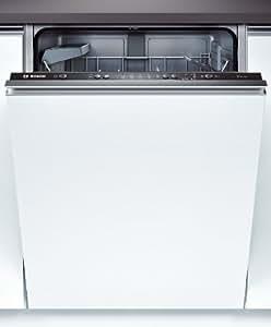 Bosch SBV50E00EU Totalmente integrado lavavajilla - Lavavajillas (Totalmente integrado, Negro, 51 dB, A, A, 1,05 kWh)