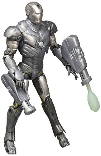 Iron Man Movie Toy Series 1 Action Figure Iron Man Mark 02