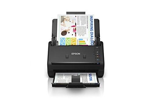 Epson WorkForce ES-400 Duplex Document Scanner (Certified Refurbished)