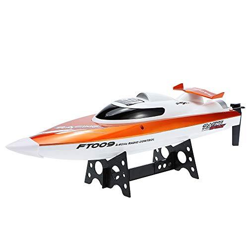 AIOJY Mini Toy Boat 2.4GHz Submarine Fish Tank Speedboat Child Summer Water Ships Toy Prevent Water Ingress Model…