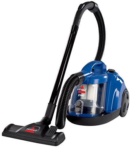 Bissell Bagless Canister Vacuum Caribbean product image