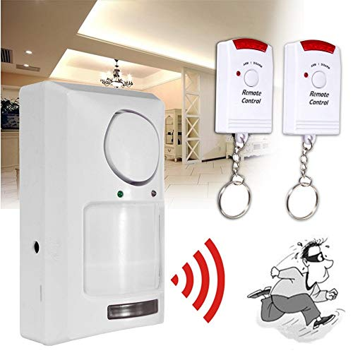 Nesee Wireless Home Security Driveway Alarm, 1