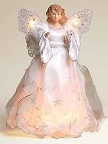 Porcelain Angel Tree Topper - 4