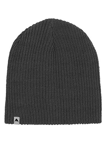 Burton Unisex All day Long Beanie, Faded Heather, One Size from Burton