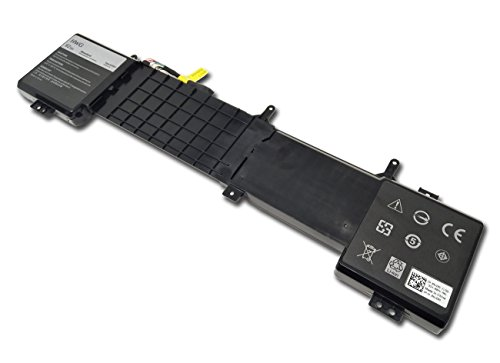 HWG 6JHDV Battery Compatible Dell Alienware 17 R2 5046J P43F Series, Fits P/N 6JHDV (14.8V 92WH) by HWG (Image #5)