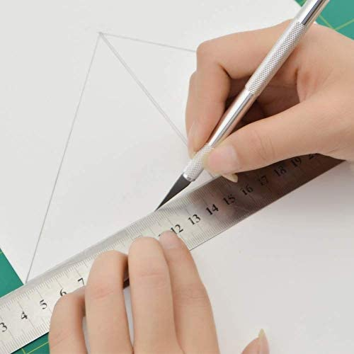 Mlife Hobby Knife Juego de cuchillos artesanales de precisión de ...
