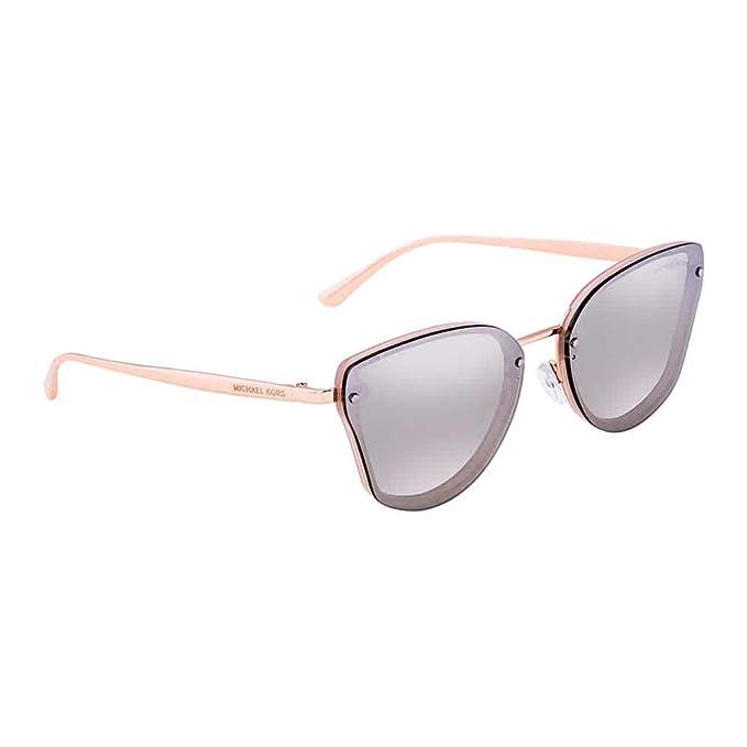 Michael Kors Sanibel 32466g 58, Gafas de Sol para Mujer, Milky Pink
