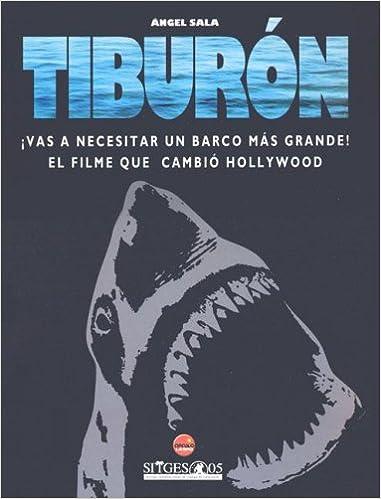 Tiburon: Amazon.es: Sala, Angel: Libros