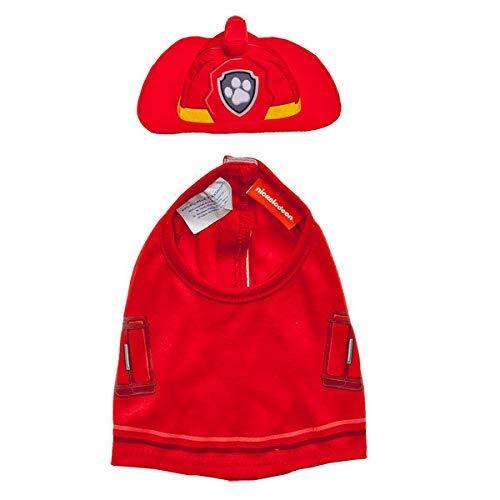 Build-a-Bear Clothes PAW Patrol Marshall's Vest & Hat Set 2 piece set ()