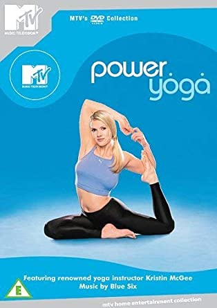 Amazon.com: MTV Power Yoga [DVD]: Movies & TV