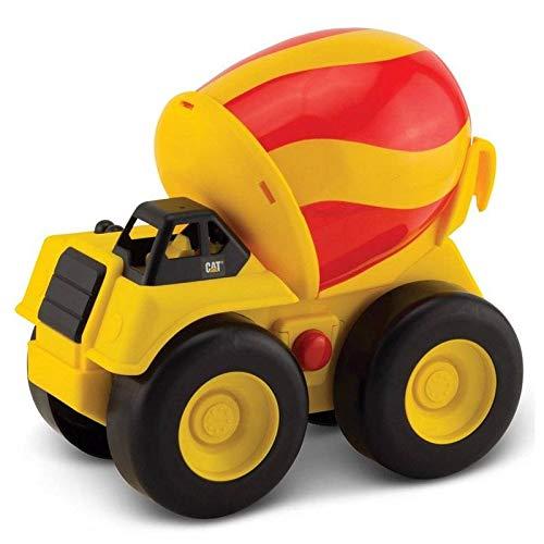 Caminhão Betoneira Caterpillar Preschool Lighting - DTC 3645