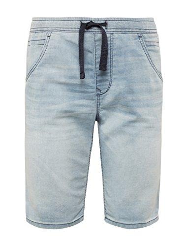 Light Blue Corto Used Tom Para Denim Tailor Stone Hombre Pantalón 7pW1f1POqw