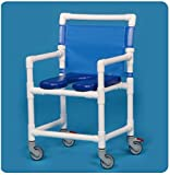 Extra Wide Soft Seat Shower Chair