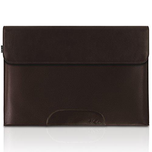 SILEO 15-15.6 Inch Premium Laptop Sleeve ARTHUR for Macbo...