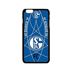 MMZ DIY PHONE CASEFC Schalke 04 Brand New And High Quality Hard Case Cover Protector For Iphone 6