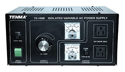 7 0A Isolated Variable AC Power Supply: Amazon ca: Electronics