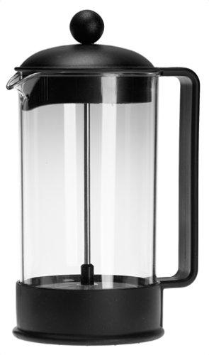 Bodum Brazil Unbreakable 8-Cup Coffee Press, Black -