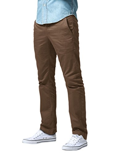 Tan Casual Pants - 2