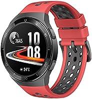 HUAWEI Watch GT 2e Bluetooth SmartWatch, Sport GPS 14 Dias de Trabalho Rastreador de Fitness, Rastreador de Fr