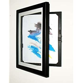 Amazon Com Li L Davinci 9x12 Inch Art Frame Black Lil