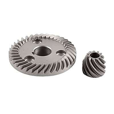 Electric Power Tool Angle Grinder Spiral Bevel Gear for Vivaki 100