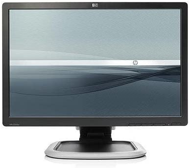 """22\"""" HP L2245w DVI Blu-ray 720p Rotating Widescreen LCD Monitor w/USB Hub & HDCP - Rotates to Portrait or Landscape View!"""