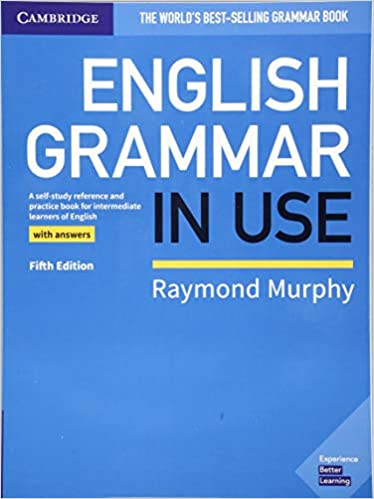 English Grammar In Use Book With Answers A Self Study Reference And