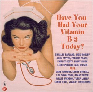 Have You Had Your Vitamin B-3 Today