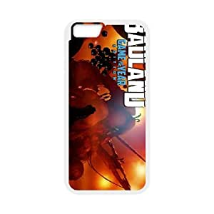 iPhone 6 4.7 Inch Cell Phone Case White BADLAND Game of the Year Edition SUX_916864