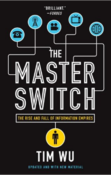 The Master Switch: The Rise and Fall of Information Empires (English Edition) eBook: Wu, Tim: Amazon.es: Tienda Kindle