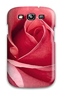 Galaxy S3 Cover Case - Eco-friendly Packaging(flowers S)