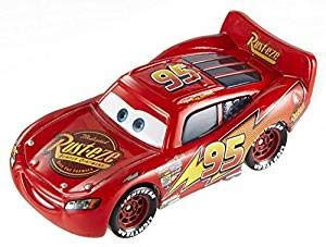 Disney/Pixar Cars Lightning McQueen Vehicle]()