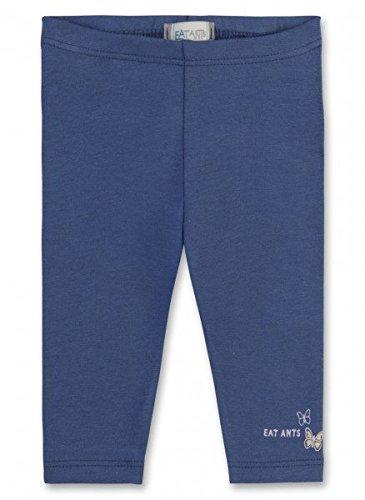 Sanetta Mädchen 3 4 Leggings 113932 in Blau (Indigo Blue 50219),  Kleidergröße 526077ba80