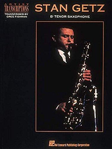 (Stan Getz: B Tenor Saxophone)