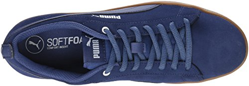Smash Ginnastica Puma Scarpe Donna Da Indigo Blu blue Basse Wns blue V2 Indigo Sd qUYZdwYHx