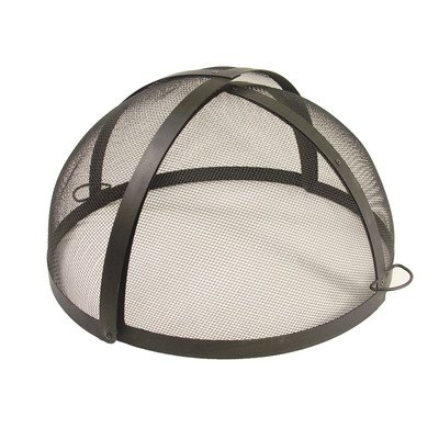CORRAL Easy Access Fire Pit Spark Screen Size: 28'' screen by CORRAL