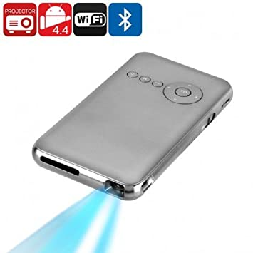Mini proyector - Android, tecnología DLP, Lumen 100 ...