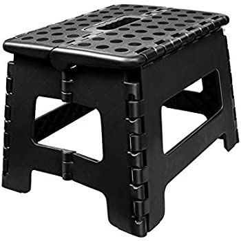 Amazon Com Folding Step Stool The Lightweight Step