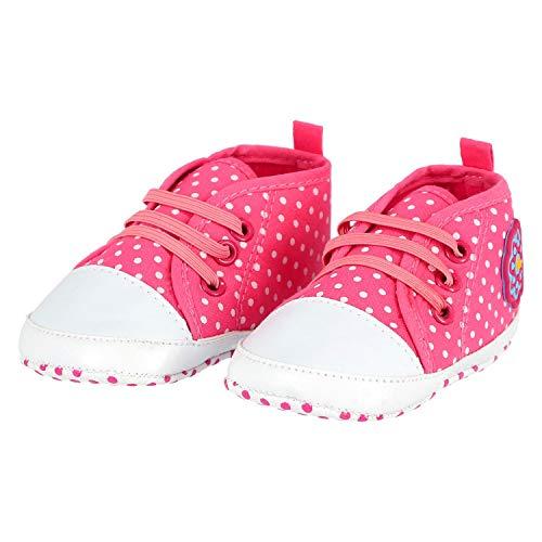Taille Marche L 18 Chaussures Semelle Première Souple Rouges Fille Krexus  De 0 Infant Décontracté Nouveau points ... c265314520c4
