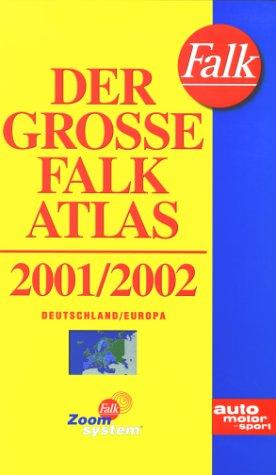 Der Grosse Falk Atlas 2001/2002