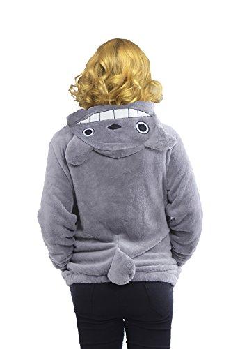 kaguster Totoro Hoodie (S,