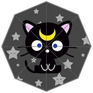 Mignon Dessin Animé Chococat Kawaii Noir Chaton Logo