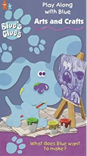 Amazoncom Blues Clues Blues Birthday Vhs Steve Burns Traci