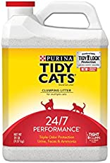 purina tidy cats 247 performance cat litter 2 20 lb jug - Cat Litter Reviews