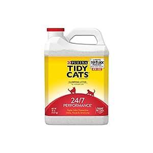 Purina Tidy Cats 24/7 Performance Cat Litter - (2) 20 lb. Jug
