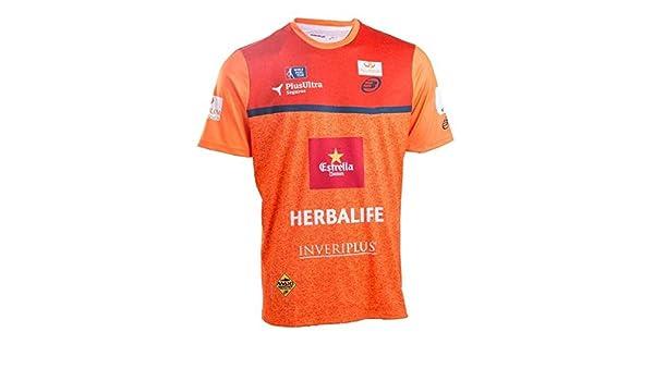Camiseta BullPadel Trebu Maxi Sanchez (XL): Amazon.es ...