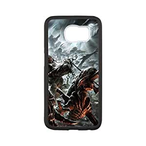 Aliens Samsung Galaxy S6 Cell Phone Case White K3964256