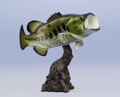 Fiberglass Resin Sculpture (Taxidermy 20