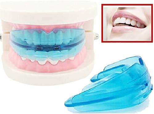 LOVEQIZI Zähne, Die Kieferorthopädische Halter-Klammern Geraderichten Lächeln-Mundschutz Für Erwachsenes Kind